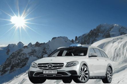 Taxi Grenoble les 2 Alpes