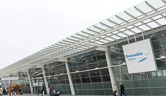 taxi aéroport Grenoble