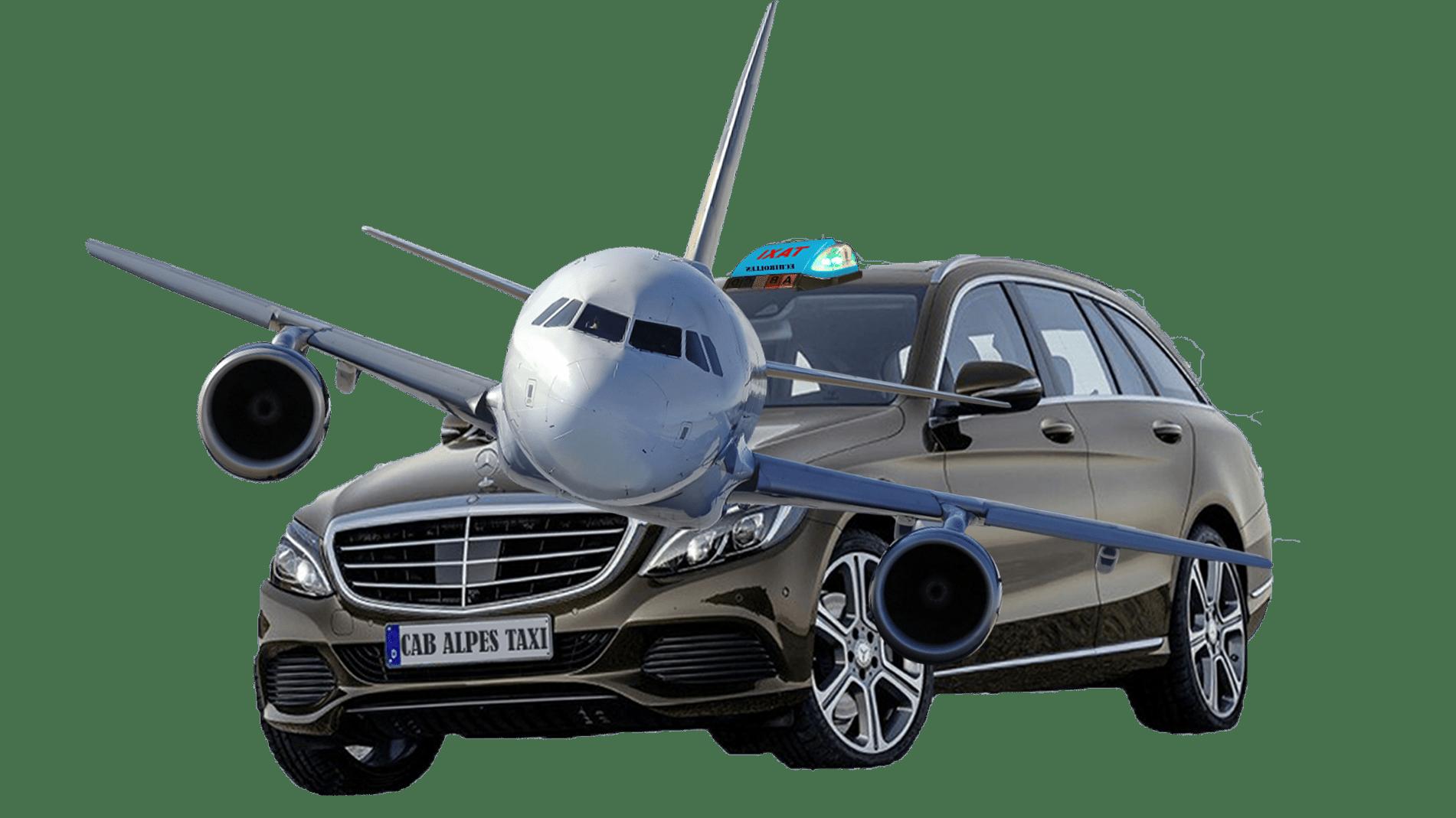 Taxi aéroport